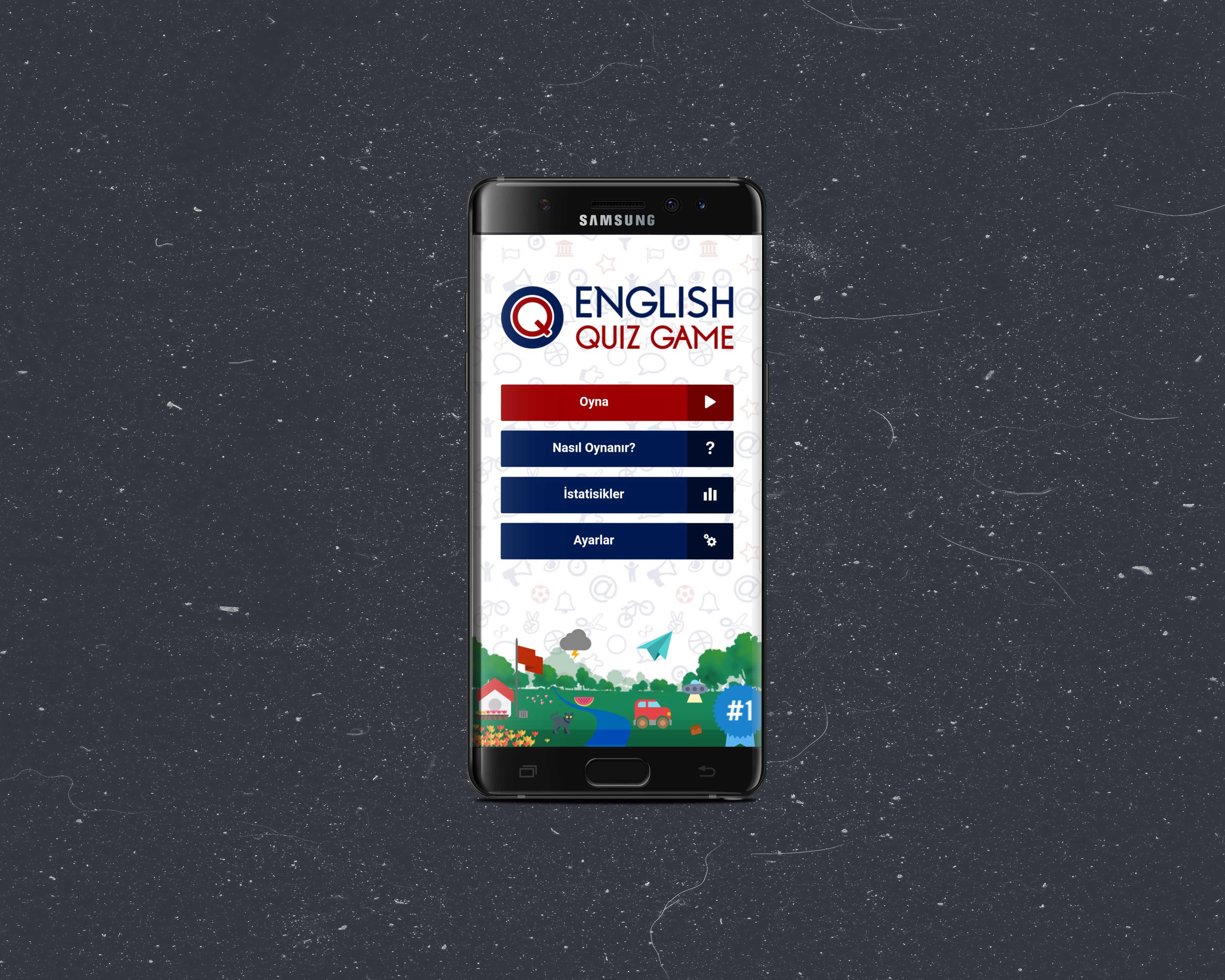 English Quiz Game
